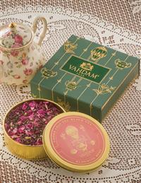 Vahdam Blooming Rose Black Tea