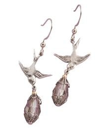 Sparrow's Flight Earrings
