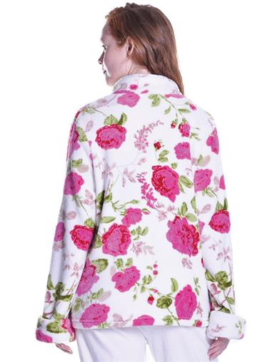 Cottage Rose Bed Jacket