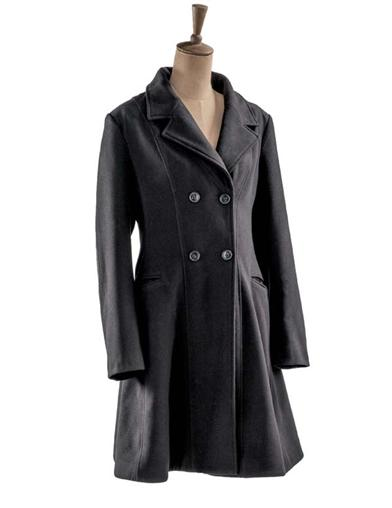 Vintage Coats & Jackets | Retro Coats and Jackets Clara Corset Coat Extra Small $89.99 AT vintagedancer.com