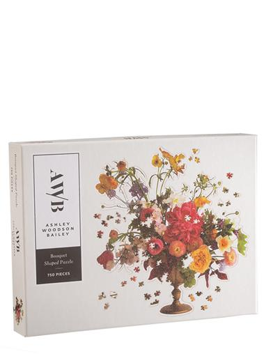 Ashley Woodson Bailey Bouquet Puzzle