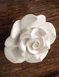 Moonlit Rose Drawer Pull (Set Of 3)