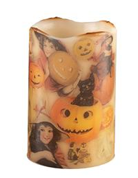 Spooks & Sprites Flickering Pillar Candle