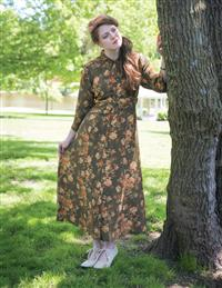 April Cornell Wild Irish Rose Dress