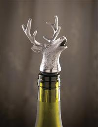 Stately Stag Wine Aerator And Pourer