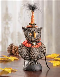 Oliver The Owl Figurine