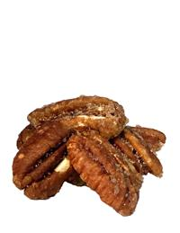 Sugar & Spice Fried Pecans