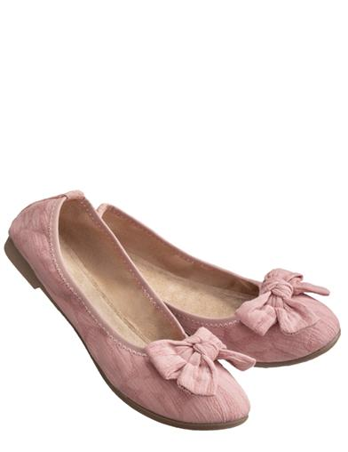 Adelaide Flats Dusty Rose