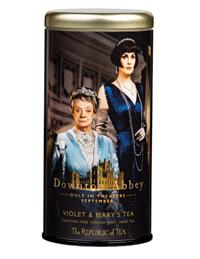 Downton Abbey Violet And Mary's Tea