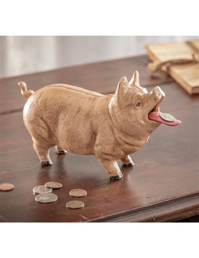 Wilbur's Delight Piggy Bank