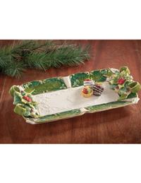 Christmastime Serving Tray