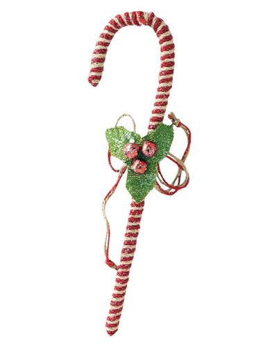 Old World Candy Cane Ornaments (Set Of 2)