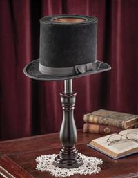 Mr. Darcy's Lamp
