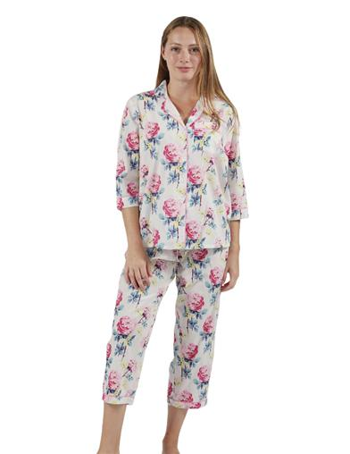 Rosy Cozy Dreams Pajama Set