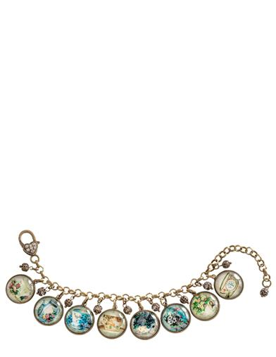 Charms Of Tea Time Bracelet
