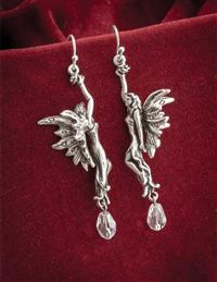 Midsummer's Fairies Earrings