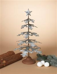 Farmhouse Christmas Tabletop Tree