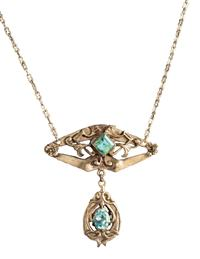 Lady Margaret Sapphire Necklace