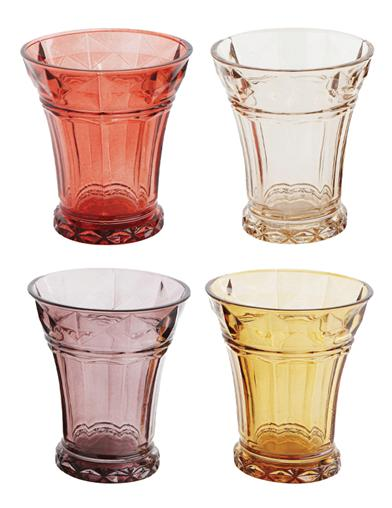 Amber Collection Glasses