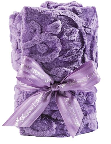 Luscious Lavender Spa Wrap
