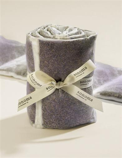 Lavender Linen Sachet By The Yard