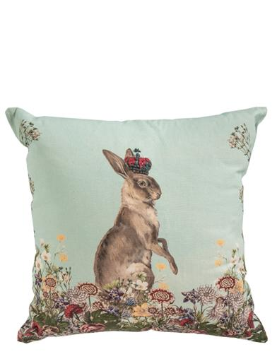 Matriarch Of The Meadow Pillow