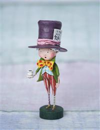 Alice In Wonderland Statuettes Mad Hatter