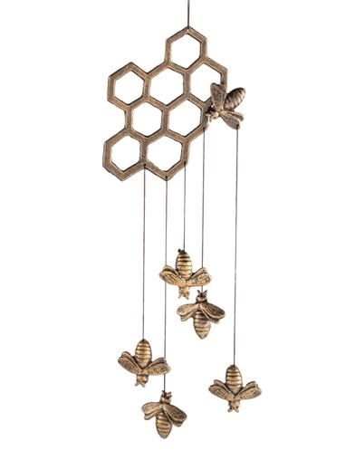 Honeybees Wind Chime