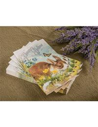 Bunny Hollow Paper Napkins
