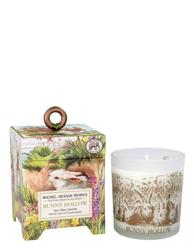 Bunny Hollow Soy Wax Candle