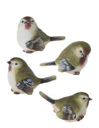A Gathering Of Songbirds (Set Of 4)