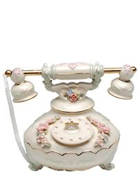 Primrose Princess Phone Music Box