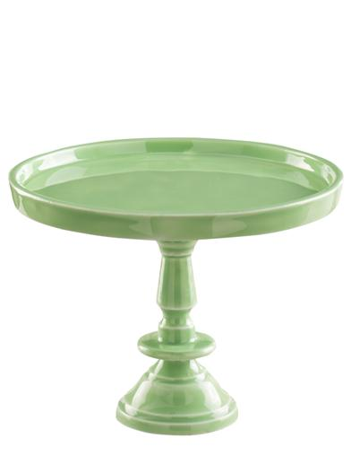 Mint Ceramic Pedestal
