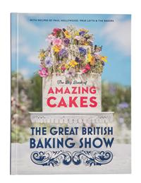 The Great British Baking Show - Amazing Cakes