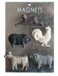 Countryside Menagerie Magnets