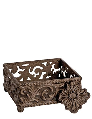 Arcanthus Napkin Holder From G G Collection