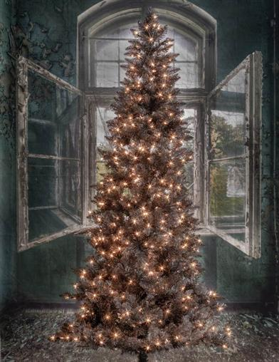 Enchanted Forest Lighted Tree