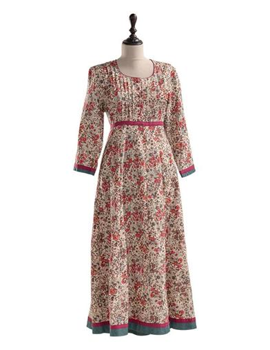 1900 -1910s Edwardian Fashion, Clothing & Costumes April Cornell Mysteria Dress Extra Extra Large $139.95 AT vintagedancer.com