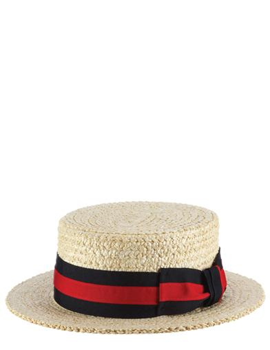 Scala Boater Hat