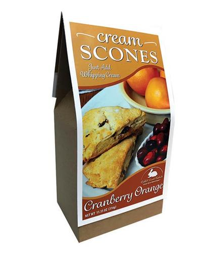 Cranberry Orange Cream Scone Mix