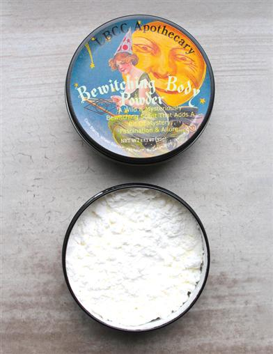 Bewitching Body Powder