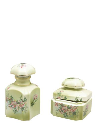 Cottage Garden Vanity Set