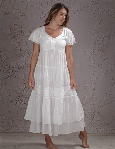 Angelina Nightgown