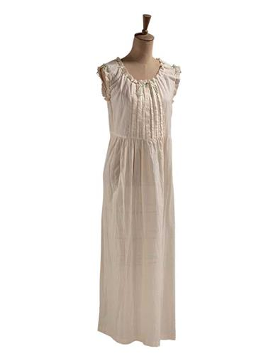 1920s Nightgowns, Pajamas and Robes History April Cornell Mae Nighty Extra Extra Large $88.00 AT vintagedancer.com