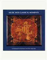 CLASSICAL MOMENTS MUSIC BOX CD
