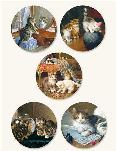 KITTENS STICKERS
