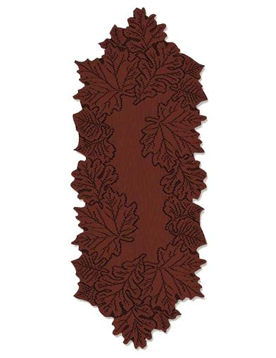 Autumn Lace Tablerunner