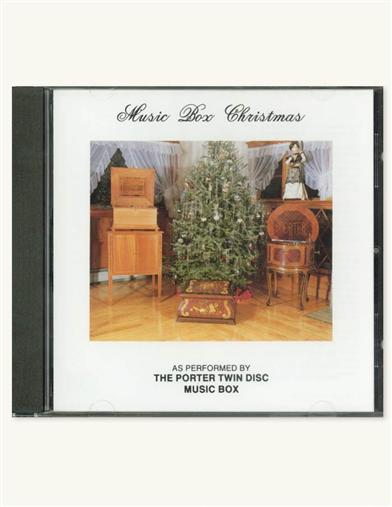 MUSIC BOX CHRISTMAS CD