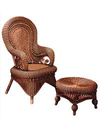 COUNTRY ARM CHAIR
