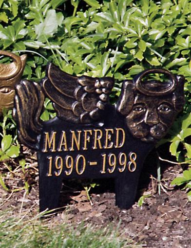 Pet Memorials Angel Dog